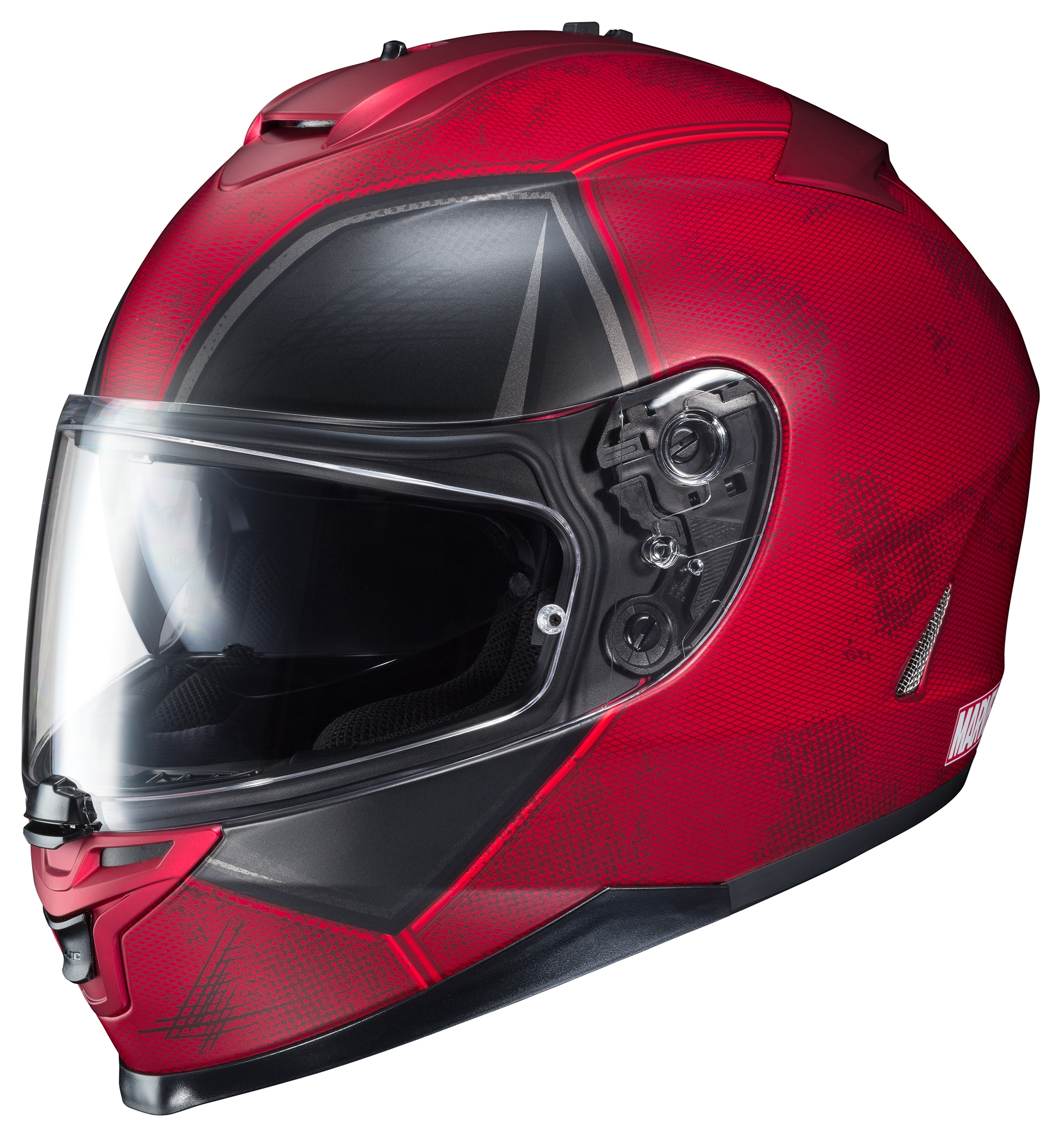 Hjc Is 17 Deadpool Helmet 20 60 00 Off Revzilla
