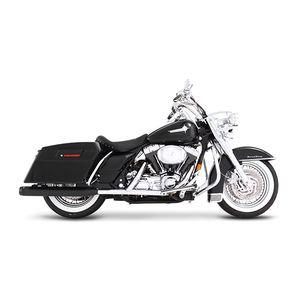 """Rinehart 3 1/2"""" Slip-On Mufflers For Harley Touring 1995-2009"""