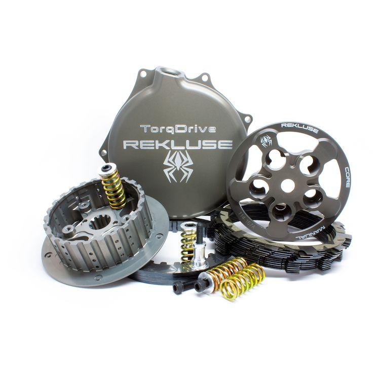 Rekluse Core Manual Torq Drive Clutch Kit Honda CRF450R / CRF450RX 2017-2019