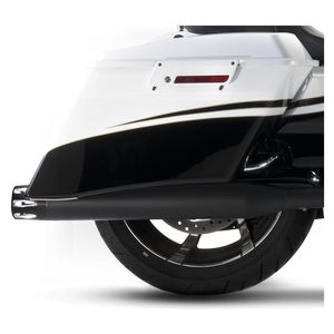 "Rinehart 4"" Merge Slip-On Mufflers For Harley Touring"