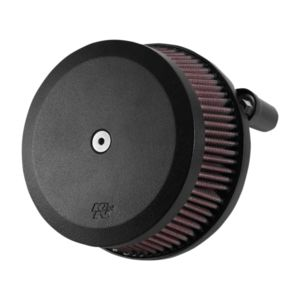 K&N Street Metal High Flow Air Cleaner For Harley Sportster 2004-2013