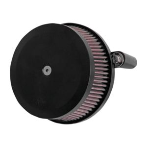 K&N Street Metal High Flow Air Cleaner For Harley