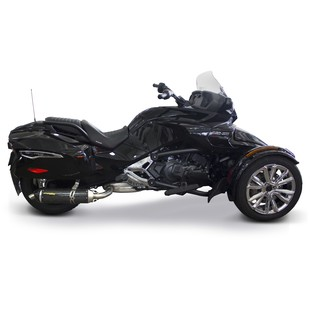 Two Brothers S1R Slip-On Exhaust Can-Am Spyder F3-T 2016