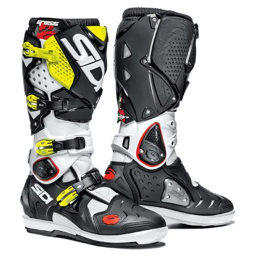 sidi crossfire 2 srs boots revzilla. Black Bedroom Furniture Sets. Home Design Ideas