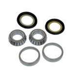 Drag Specialties Steering Stem Bearing Race Kit For Harley 1984-2017