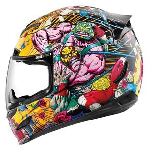 Icon Airmada Rudos Motorcycle Helmet