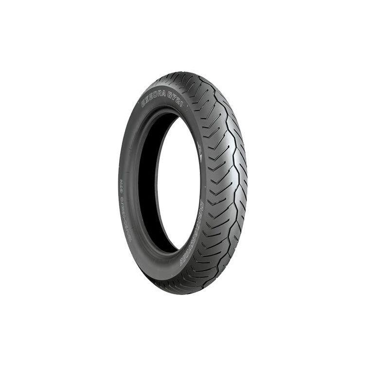 Bridgestone G721 Exedra Yamaha Bolt Front Tires