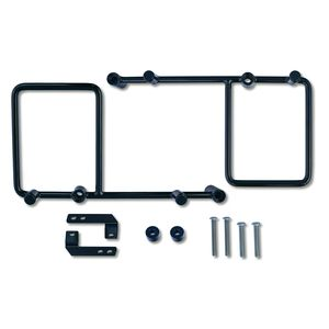 Burly Saddlebag Support Brackets For Harley Sportster 1996-2018