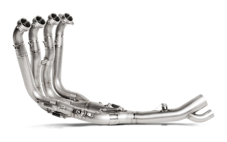 Akrapovic Exhaust Headers Bmw S1000rr 2017 2018 10 94 68 Off Revzilla