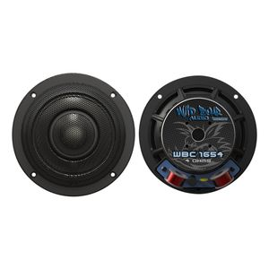 "Wild Boar By Hogtunes 6.5"" 200 Watt Speakers For Harley Touring 2014-2018"