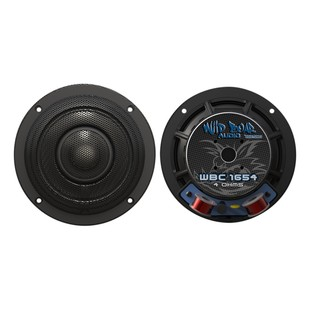 "Wild Boar By Hogtunes 6.5"" 200 Watt Speakers For Harley Touring 2014-2017"