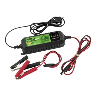 Bike Master Lithium Ion Battery Charger / Maintainer