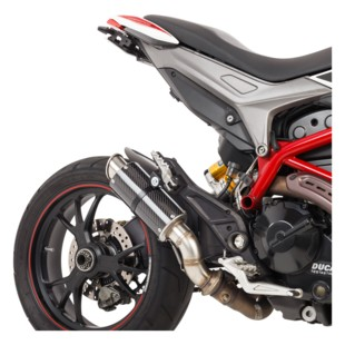 Hotbodies Racing MGP Slip-On Exhaust Ducati Hypermotard 2013-2015