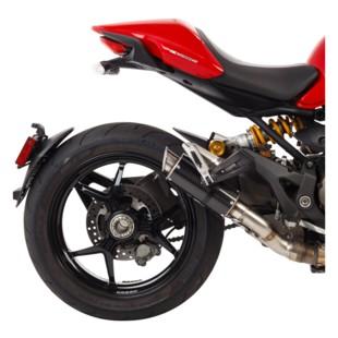 Hotbodies Racing MGP Slip-On Exhaust Ducati Monster 821 / 1200 / S 2014-2016