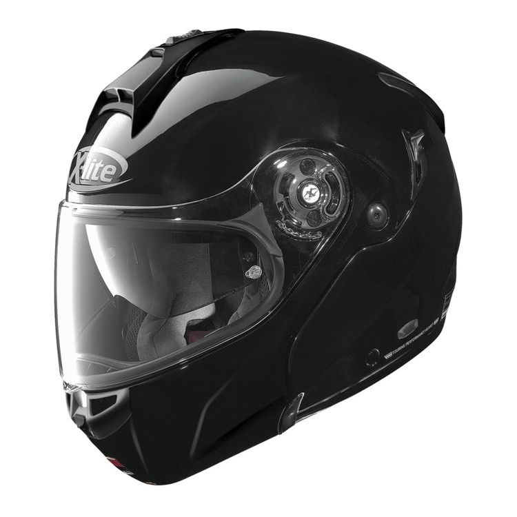 x lite x 1004 n com helmet revzilla. Black Bedroom Furniture Sets. Home Design Ideas