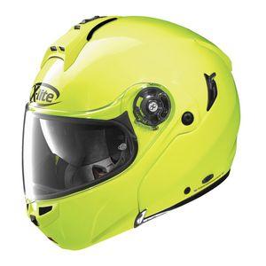 X-Lite X-1004 N-Com Hi-Viz Helmet