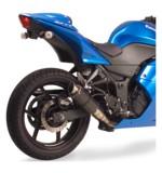 Hotbodies Racing MGP Slip-On Exhaust Kawasaki Ninja 250R 2008-2013