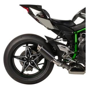 Hotbodies Racing MGP Slip-On Exhaust Kawasaki H2 2015-2018