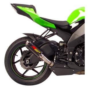 Hotbodies Racing MGP Slip-On Exhaust Kawasaki Ninja ZX10R 2008-2010