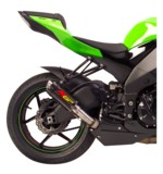 Hotbodies Racing MGP Slip-On Exhaust Kawasaki Ninja ZX10R 2008-2010