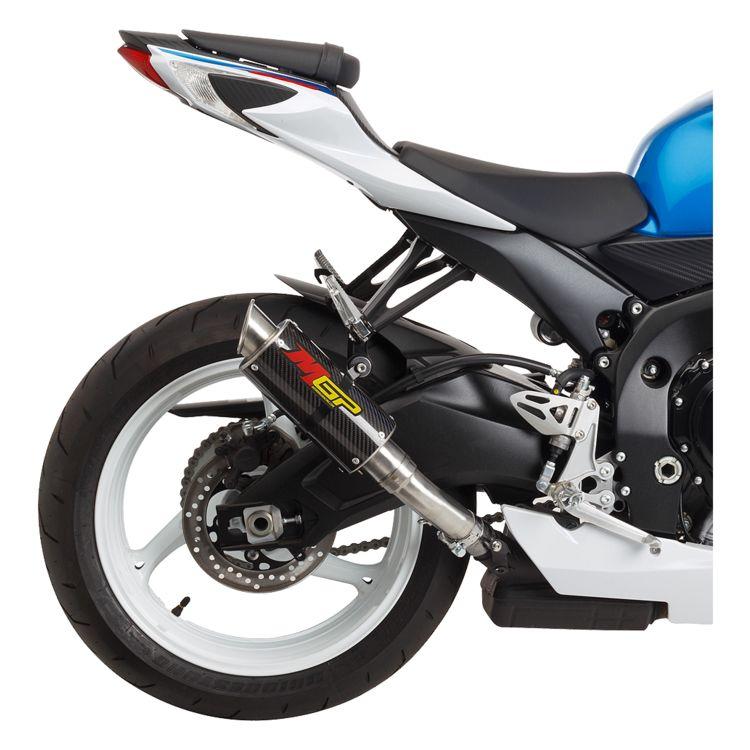 Suzuki Gsxr 750 >> Hotbodies Racing Mgp Slip On Exhaust Suzuki Gsxr 600 Gsxr 750 2011 2019