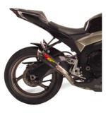 Hotbodies Racing MGP Slip-On Exhaust Suzuki GSXR 1000 2009-2011