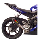 Hotbodies Racing MGP Slip-On Exhaust Yamaha R6 2006-2016