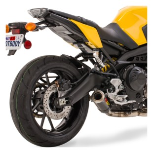 Hotbodies Racing MGP Exhaust System Yamaha FZ-09 2014-2016