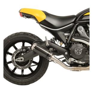 Hotbodies Racing MGP2 Slip-On Exhaust Ducati Scrambler 2015-2017