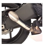Hotbodies Racing Megaphone Slip-on Exhaust Kawasaki ZX6R / ZX10R