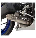 Hotbodies Racing Megaphone Slip-on Exhaust Suzuki GSXR 1000 2005-2006
