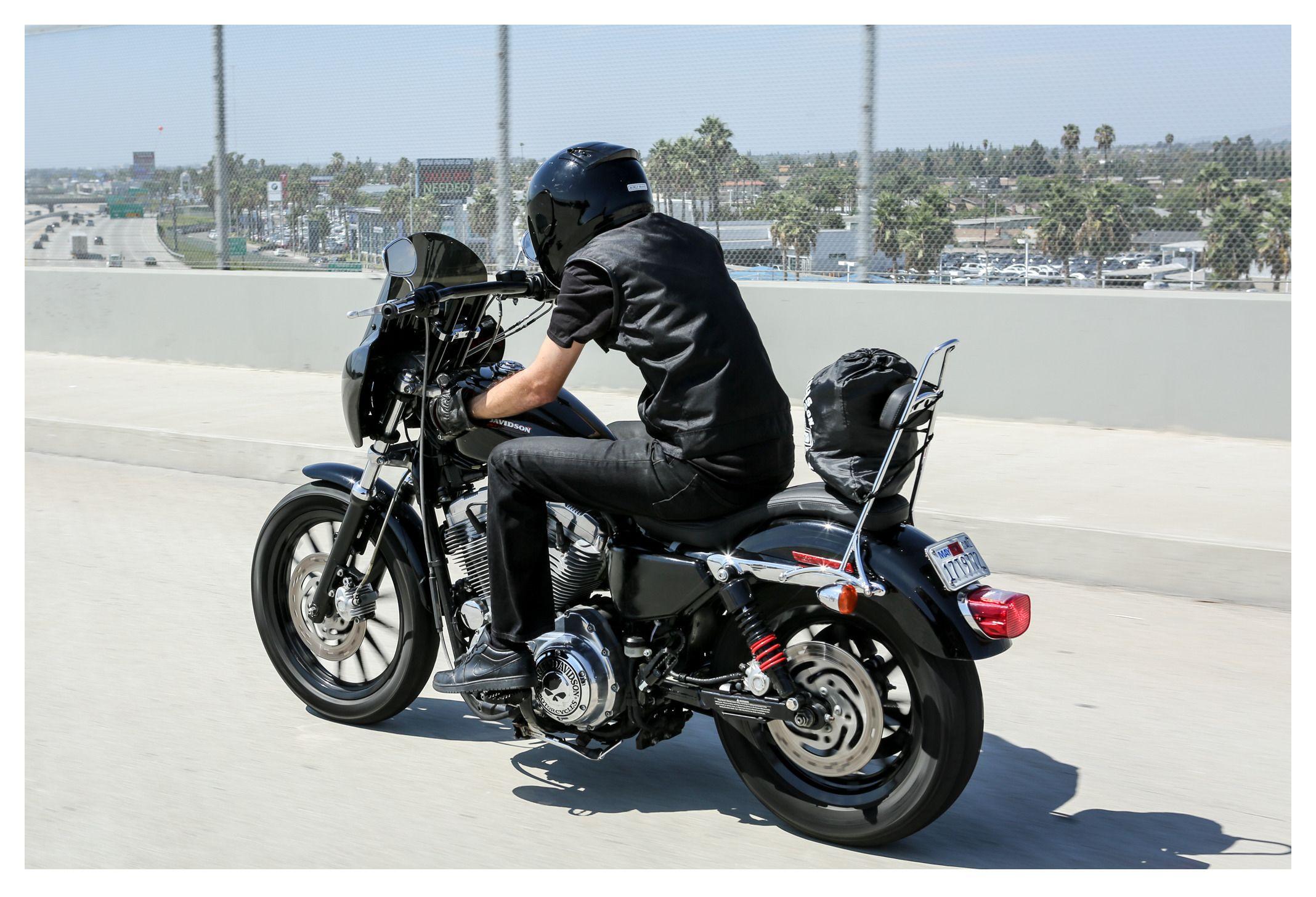Burly Tall Sissy Bar For Harley 10 2550 Off Revzilla 2014 Xl1200v Wiring Diagram