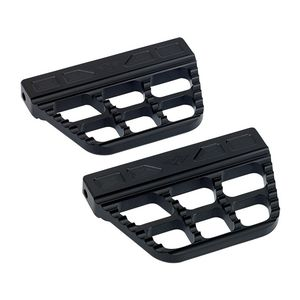 Joker Machine Serrated Passenger Floorboards For Harley 1986-2018