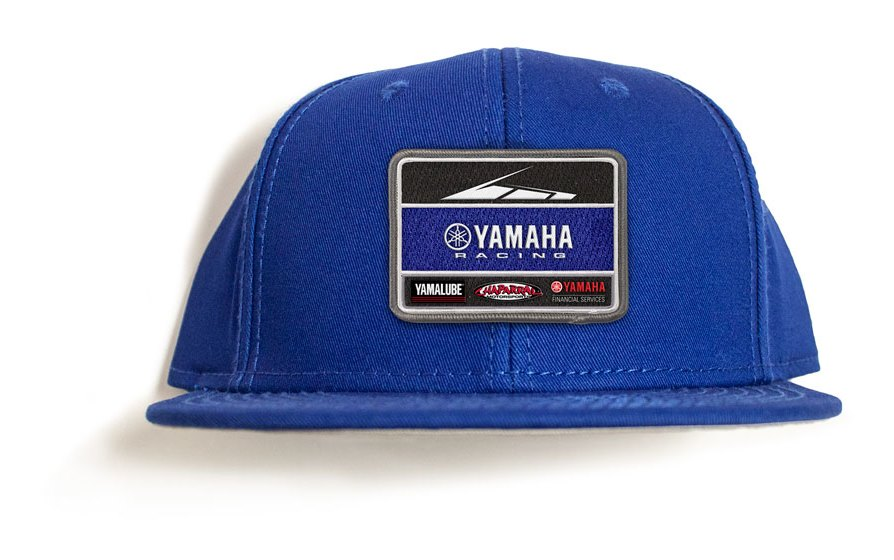 0b4039c1dd6 Factory Effex Yamaha Racing Team Snapback Hat