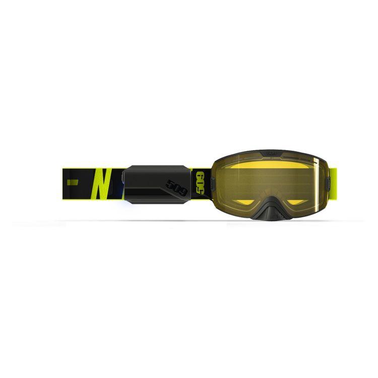 Hi-Viz/Black/Yellow Tint