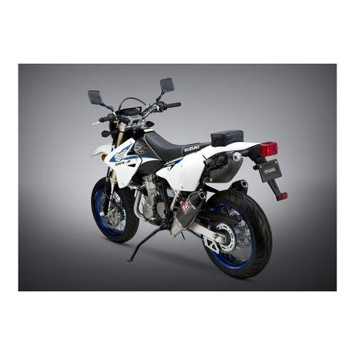 Suzuki Drzsm Exhaust System