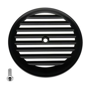 Joker Machine Finned Air Cleaner Cover For Harley
