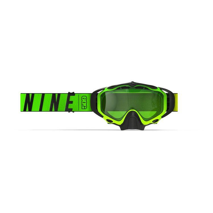 Hi-Viz/Lime/Green Tint