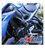 Shogun Frame Sliders Suzuki GSX-S1000 2016-2017