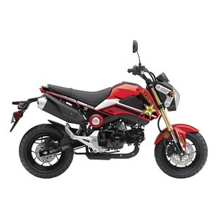 Factory Effex Complete Rockstar Graphics Kit Honda Grom 2017