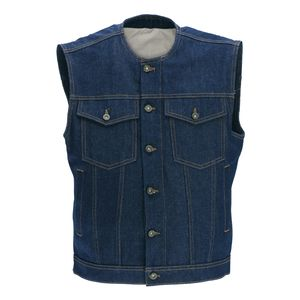 Biltwell Prime Cut Denim Vest