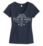 509 Geo Mtn Women's T-Shirt