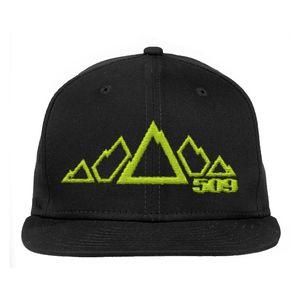 509 5 Peak Snapback Hat