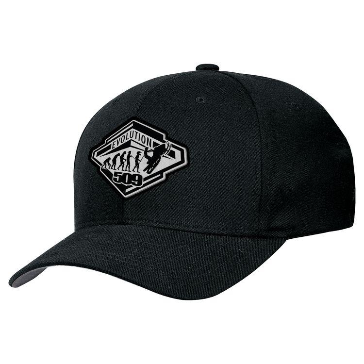 509 Evolution Flex-Fit Hat (SM-MD)