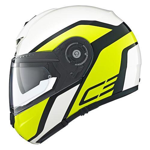 schuberth c3 pro observer helmet size sm only revzilla. Black Bedroom Furniture Sets. Home Design Ideas