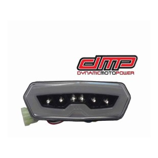 DMP Powergrid Integrated Tail Light Honda Grom 2014-2017