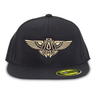 Arlen Ness Wing Logo Flex Fitted Hat