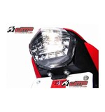 DMP Powergrid Integrated Tail Light Kawasaki Ninja 250R 2008-2012