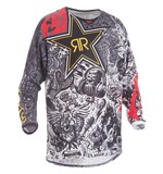 Fly Racing Kinetic Mesh Rockstar Jersey
