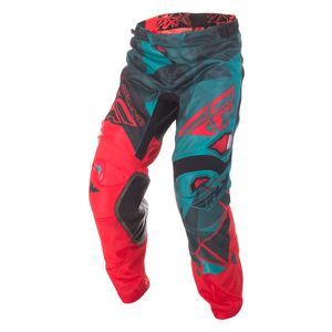 Fly Racing Dirt Kinetic Mesh Crux Pants